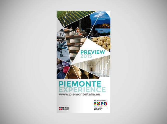 REGIONE PIEMONTE - Below the line