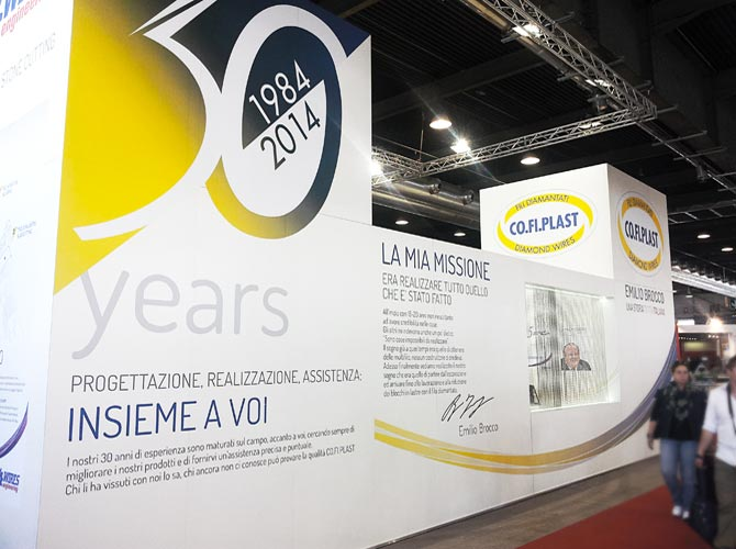 COFIPLAST - WIRES - Exhibition