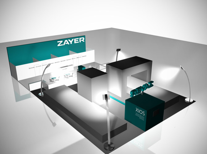 ZAYER - Exhibition