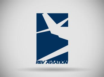 REV AVIATION - Logo