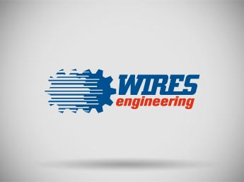 WIRES - Logo